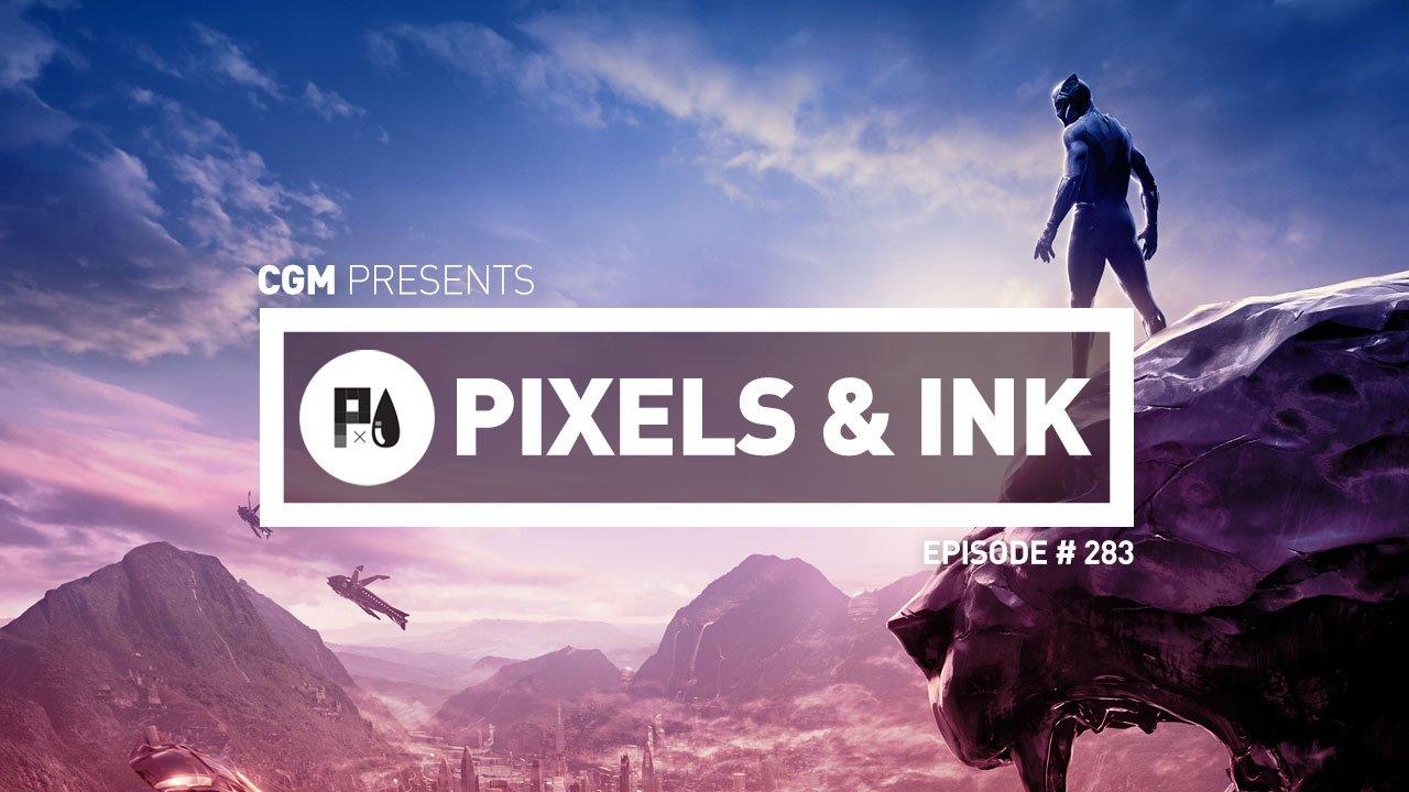 Pixels & Ink Episode #283: The E3 Paradox 1