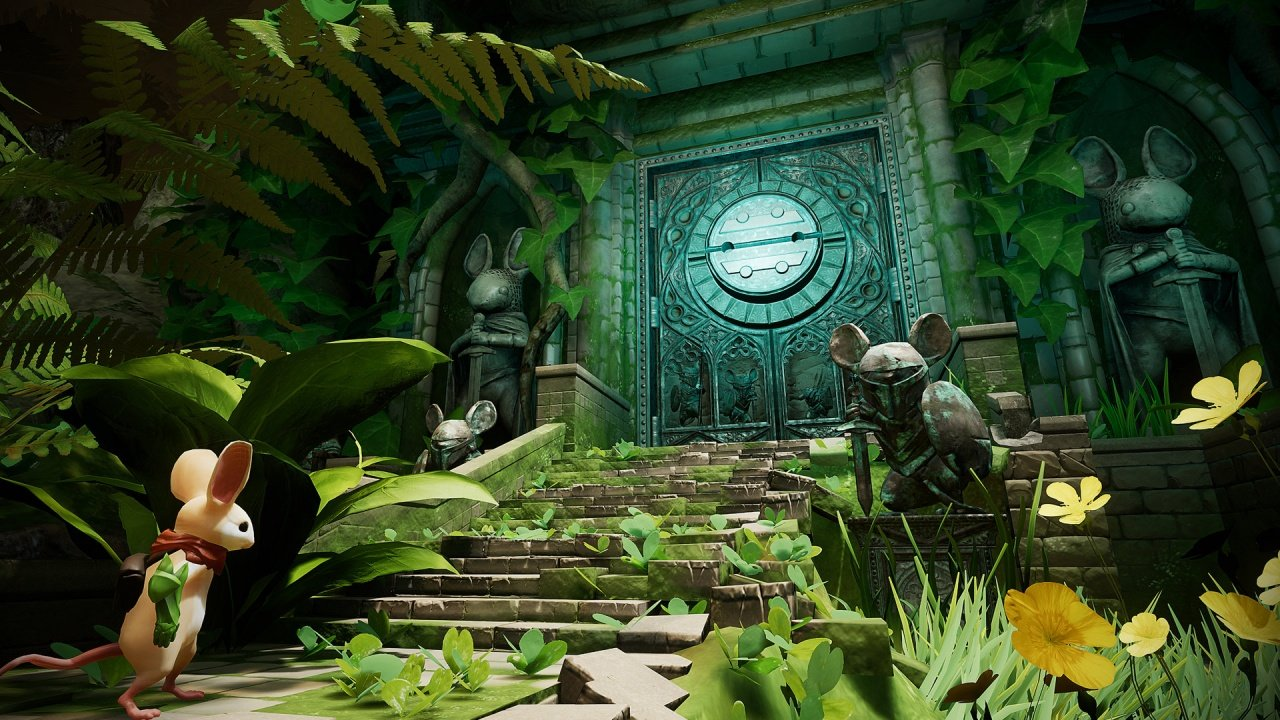 PSVR Title Moss Receives Official Launch Date and Trailer