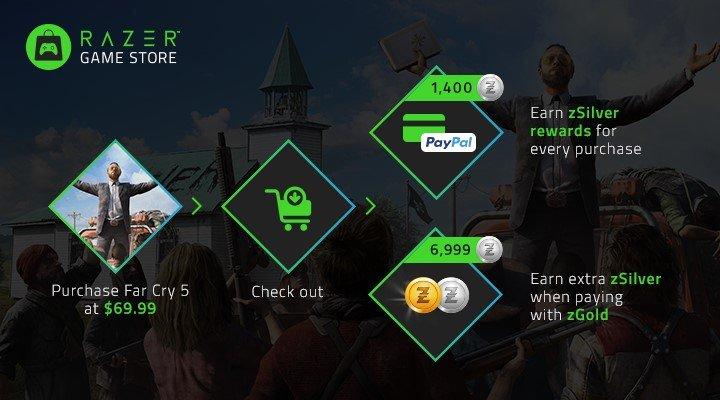 Razer Launches Digital Gaming Store 1