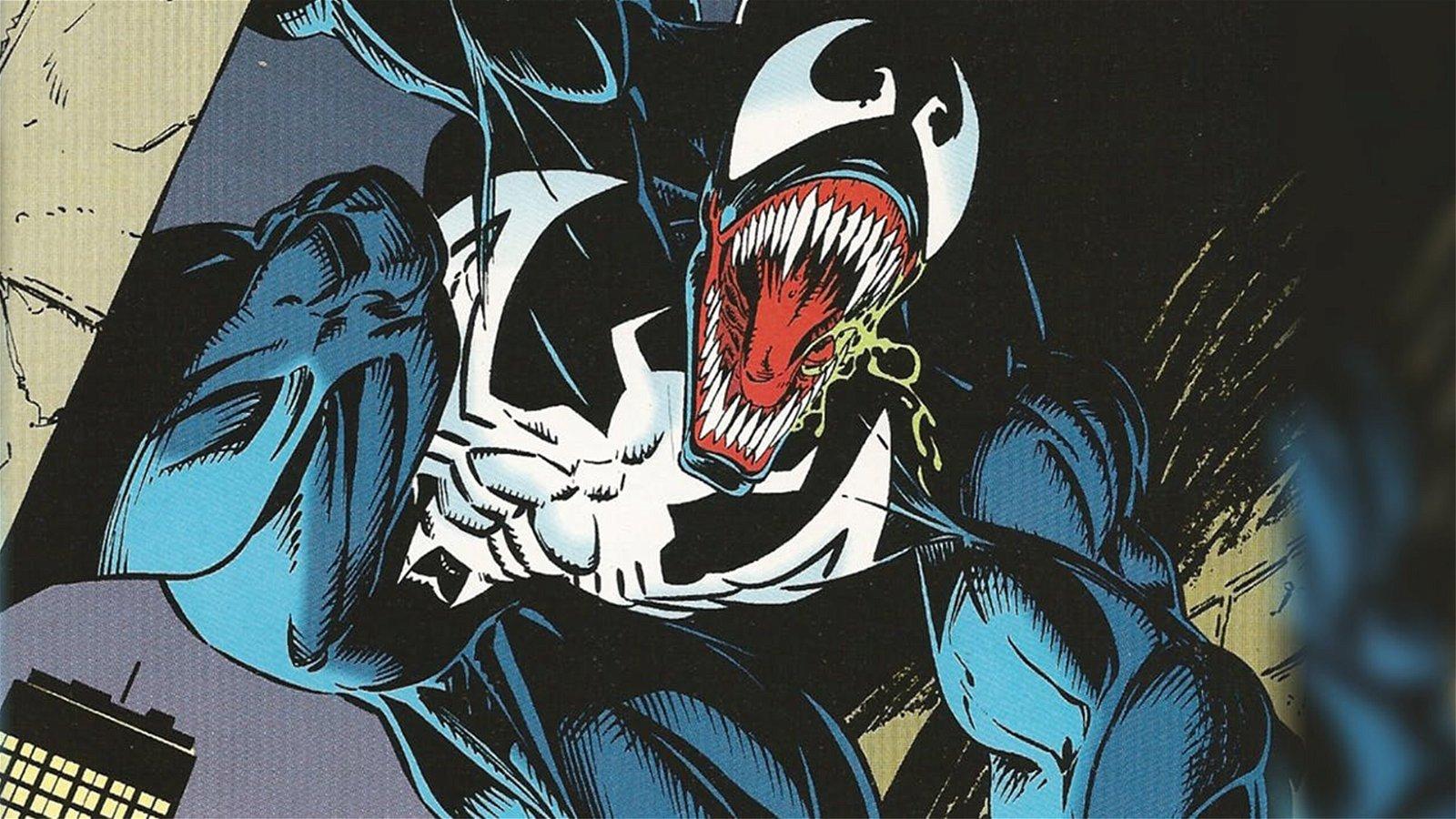 Tom Hardy's Venom First Trailer Revealed 1