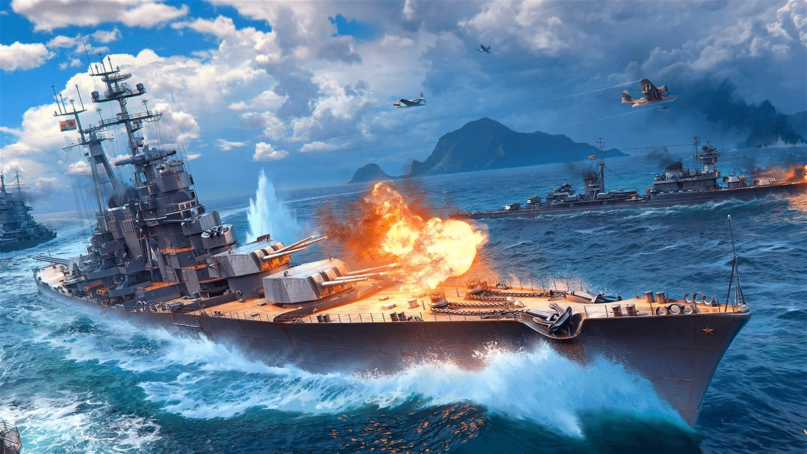 World of Warships: Blitz Review - The Grind is Worth it