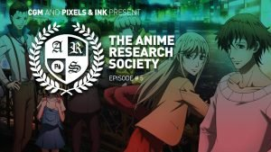 The Anime Research Society - Episode #5