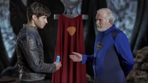 Krypton (Season 1) - image for this review courtesy of SyFy.