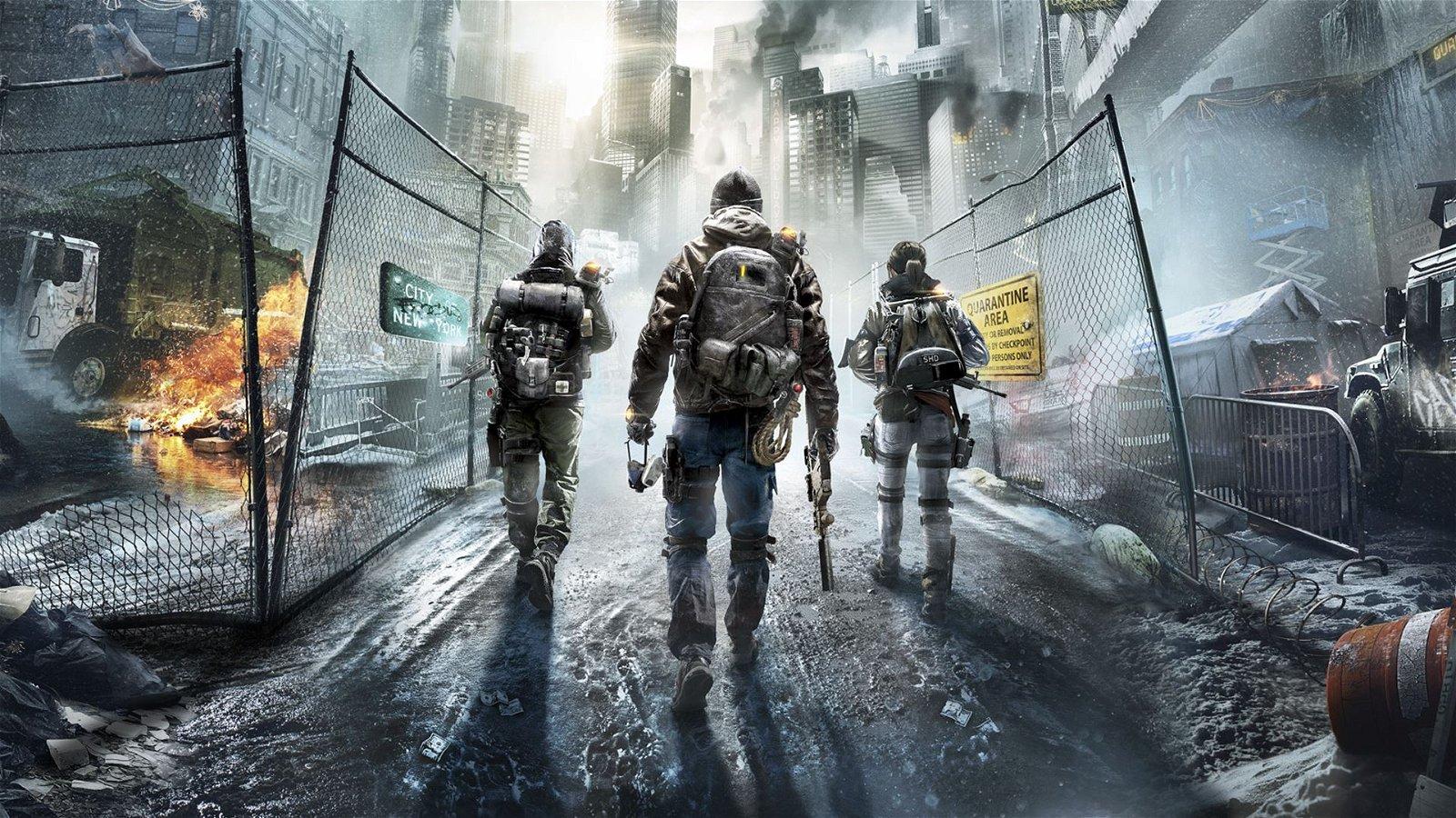 Ubisoft Announces The Division 2, Updates to Original Game