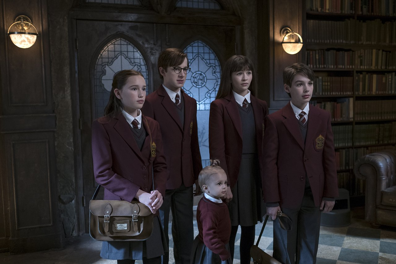 A series of unfortunate events season 2 review for Unifor turate