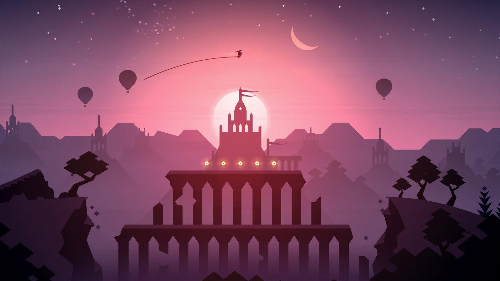 Alto's Odyssey (iOS) Review 1