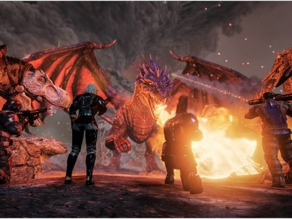 Ark: Survival Evolved is Clawing Its Way Onto Nintendo Switch