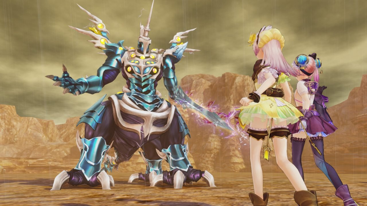 Atelier Lydie and Suelle: The Alchemists and the Mysterious Paintings (PS4) Review 4