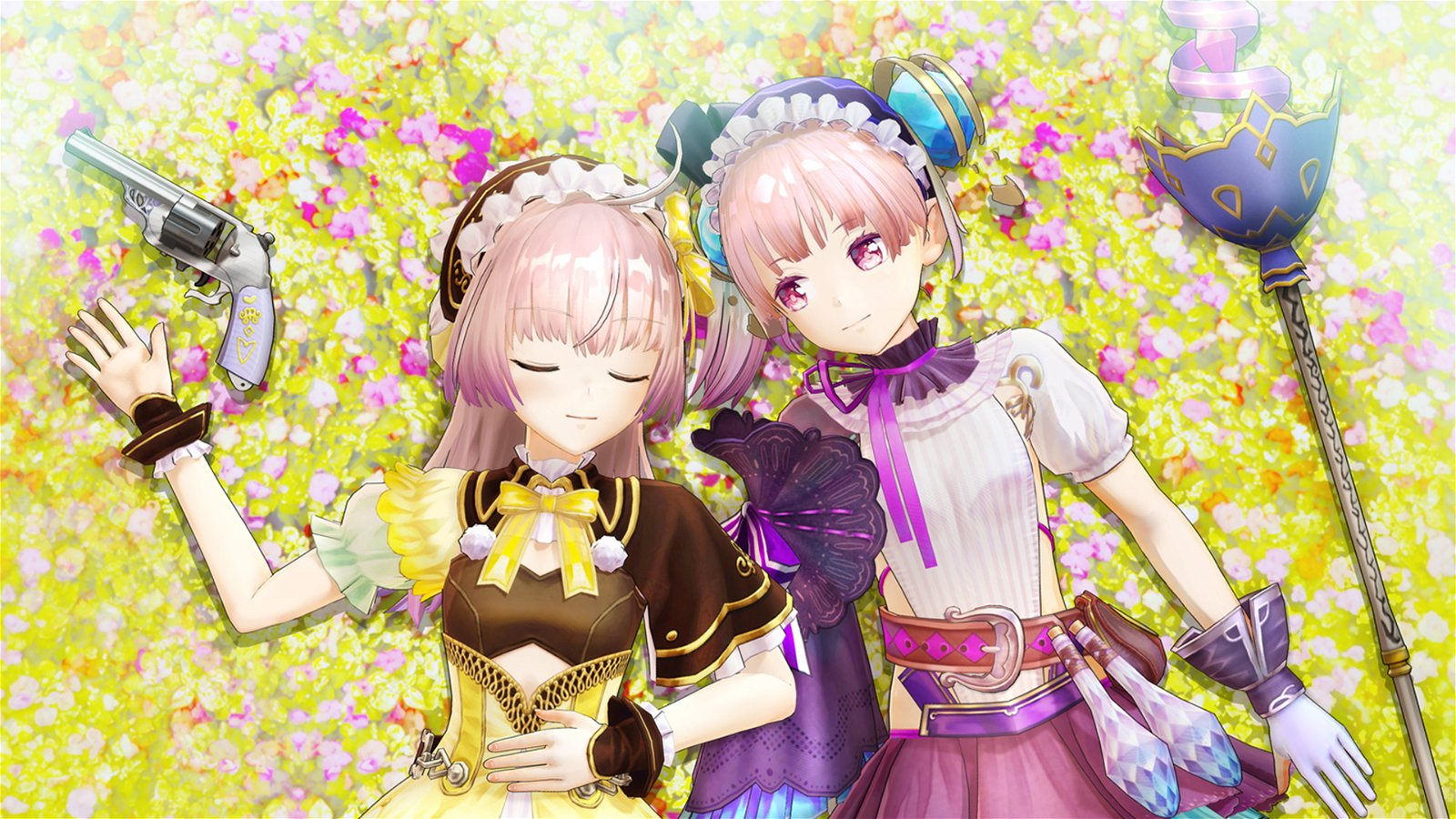 Atelier Lydie and Suelle: The Alchemists and the Mysterious Paintings (PS4) Review 6