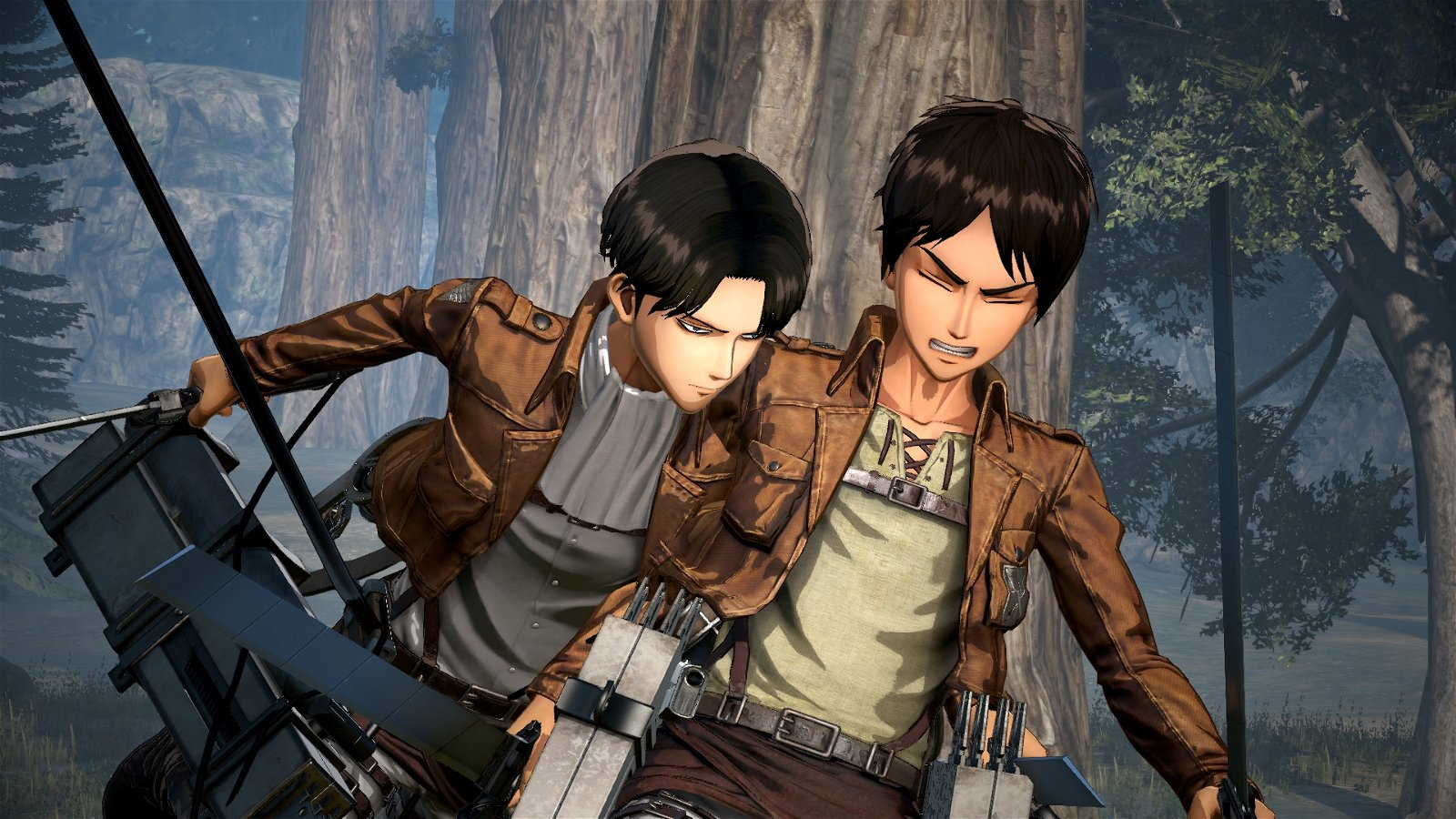 Abandon all fear. Attack on Titan 2 is the gripping sequel to the action game based on the worldwide hit anime series