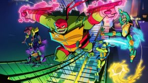 John Cena's Role Revealed On Upcoming Rise Of The Teenage Mutant Ninja Turtles Series