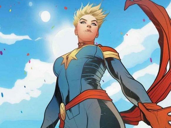 Captain Marvel Filming is Underway, Bringing a Few Familiar Faces Back