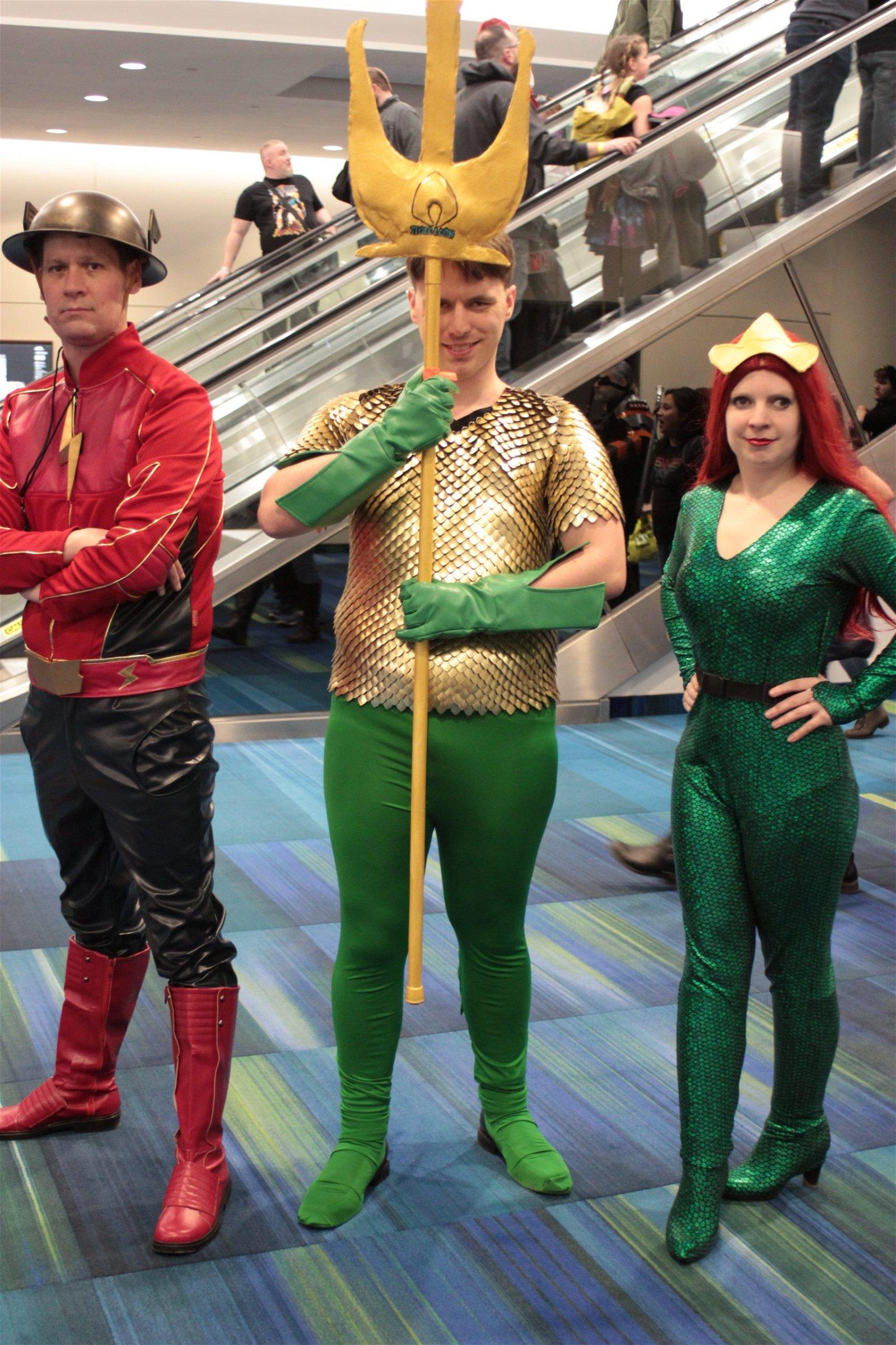 The Cosplay Of Toronto Comic-Con 2018 16