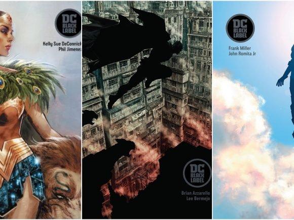 DC Comics Announces New Black Label Imprint 3