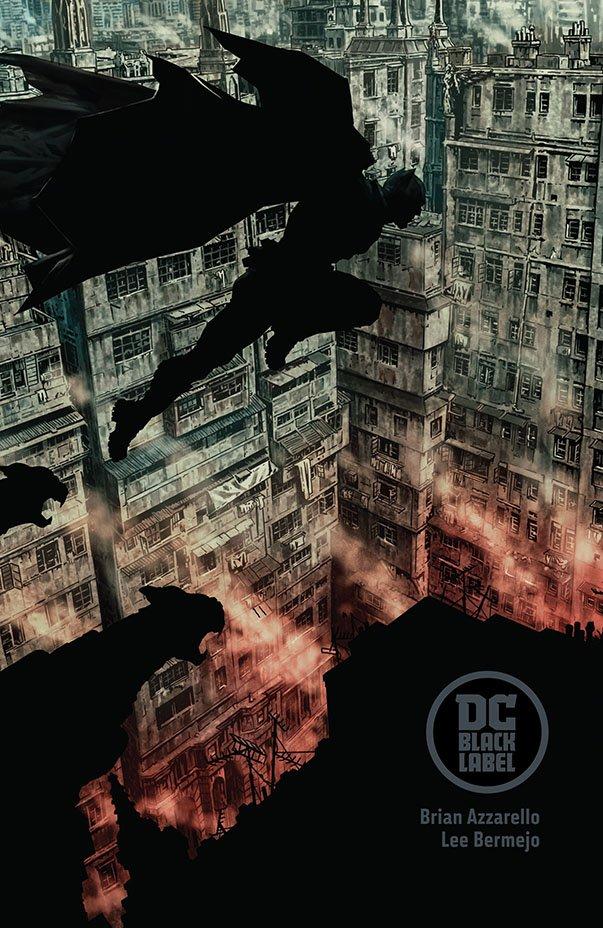 Dc Comics Announces New Black Label Imprint