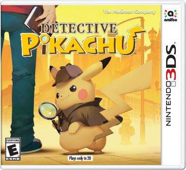 Detective Pikachu (3DS) Review 6