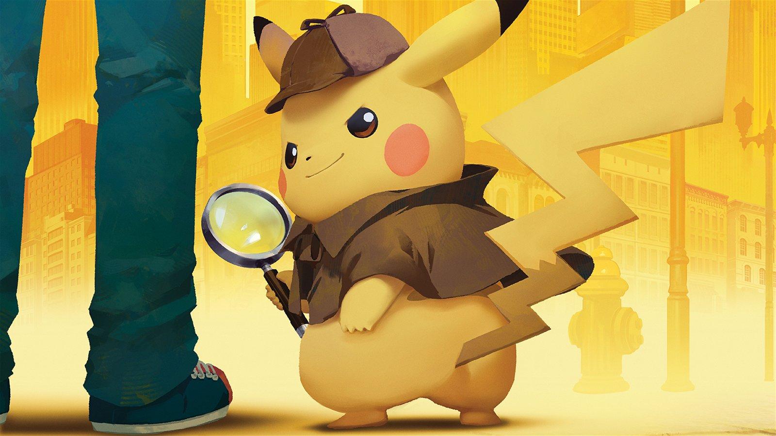 detective pikachu 3ds review