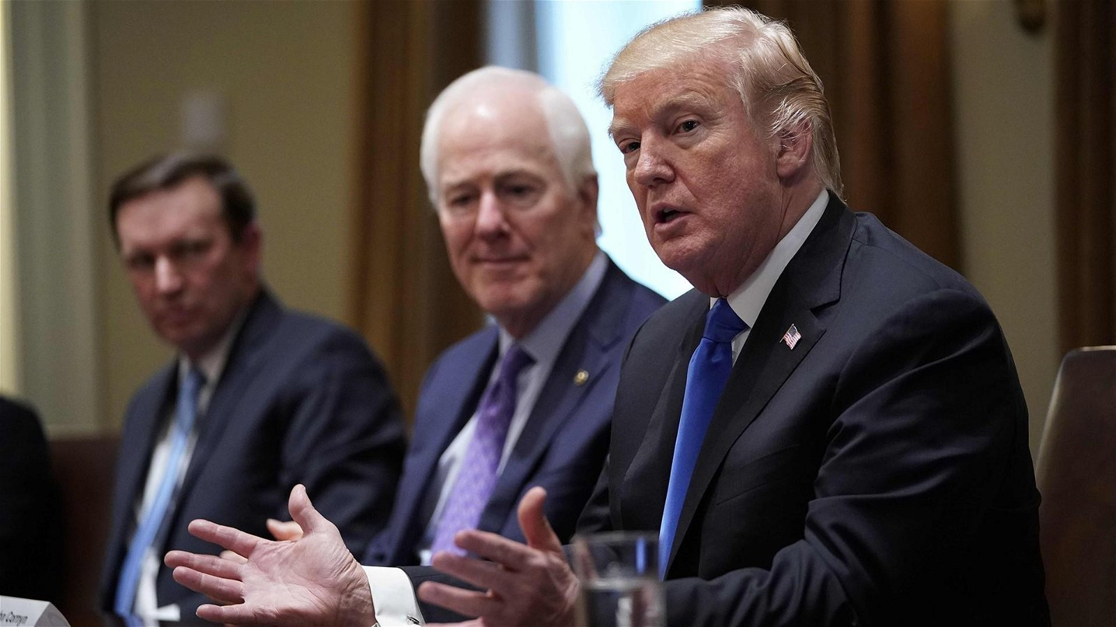 ESA Has Not Heard From Trump About Meeting