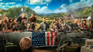 Far Cry 5 (PS4) Review