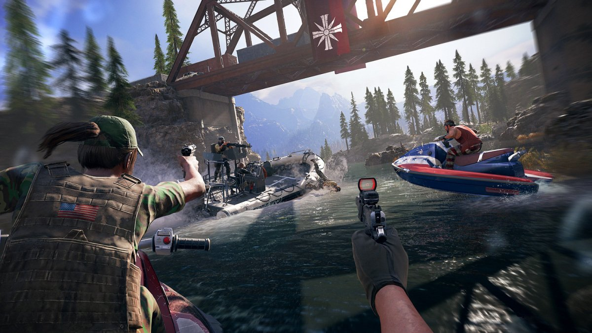 Far Cry 5 (Ps4) Review 7