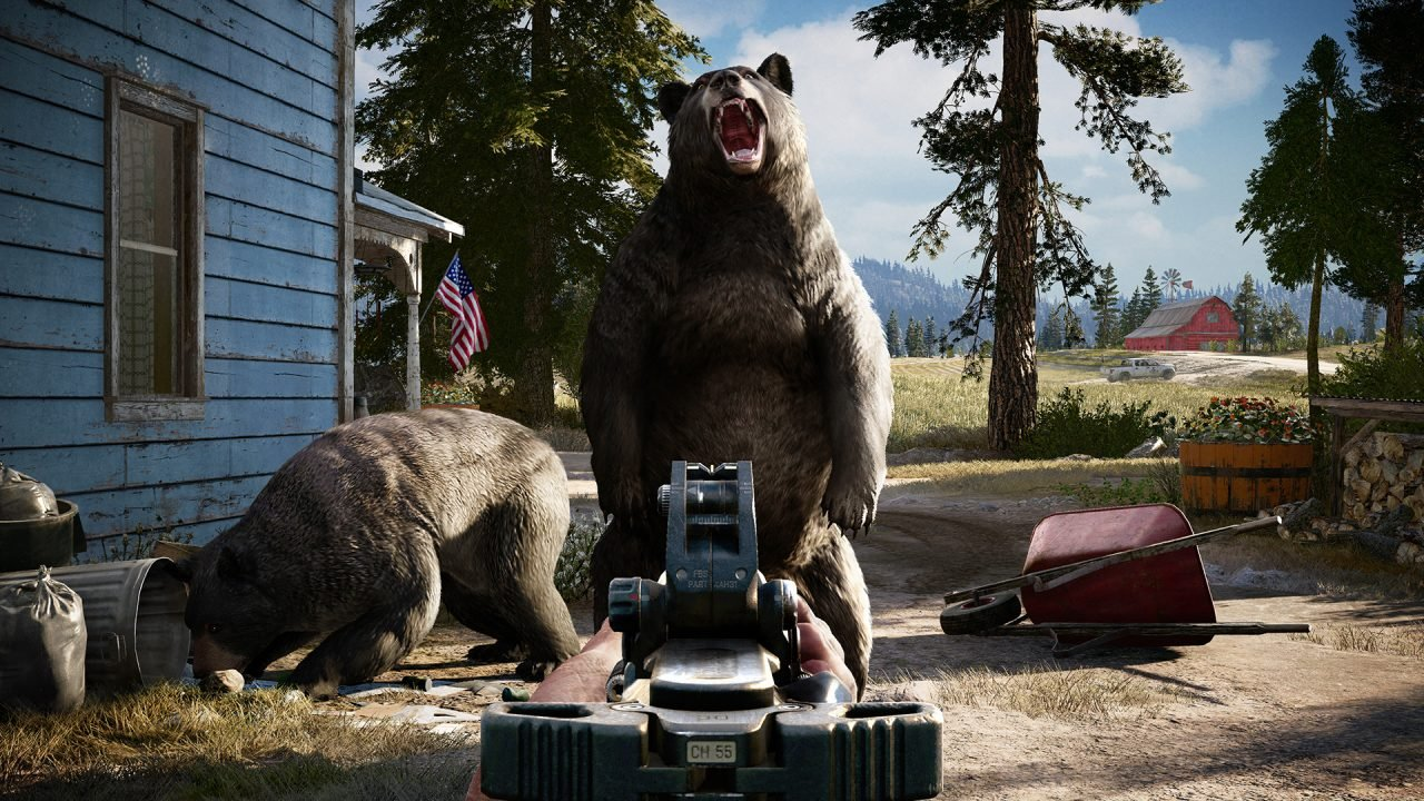 Far Cry 5 (PS4) Review 8