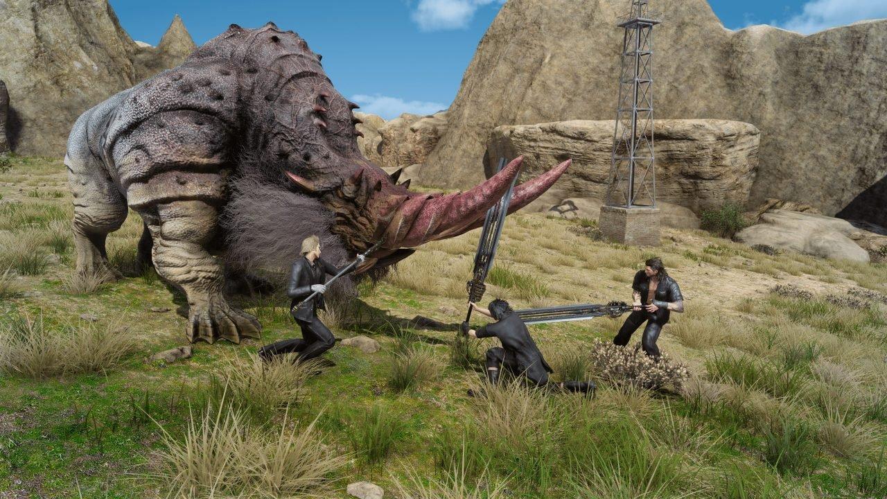 Final Fantasy Xv Windows Edition 1