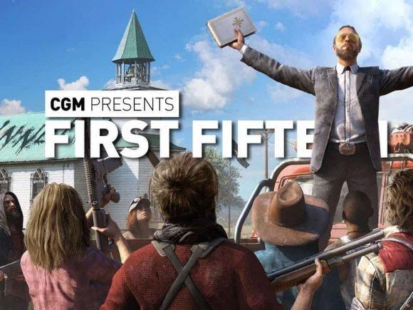 First 15: Far Cry 5 3