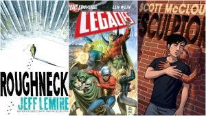 Five Comic Books to Check Out On National Book Day and Beyond