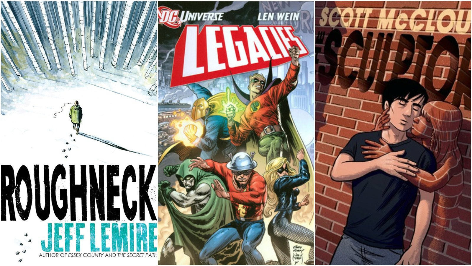 Five Comic Books to Check Out On National Book Day and Beyond 6