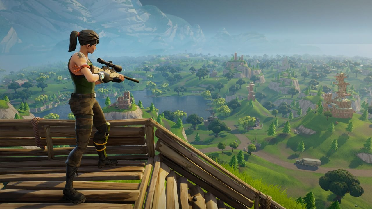 Fortnight is Making a Mobile Transition