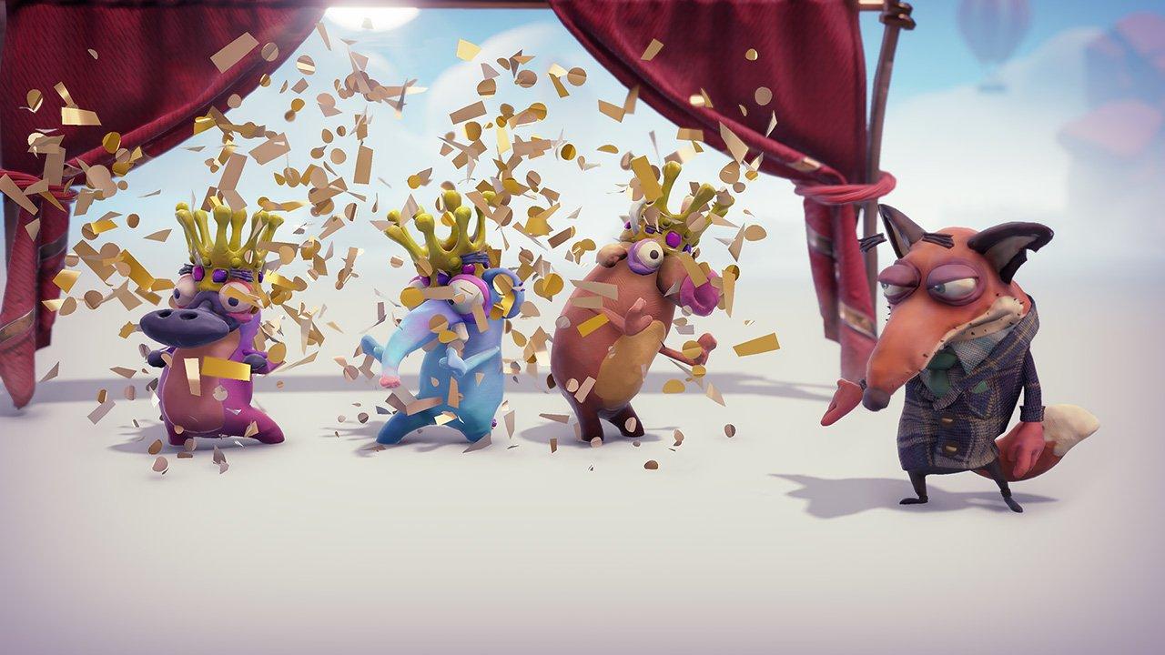 Frantics (Playstation 4) Review 3