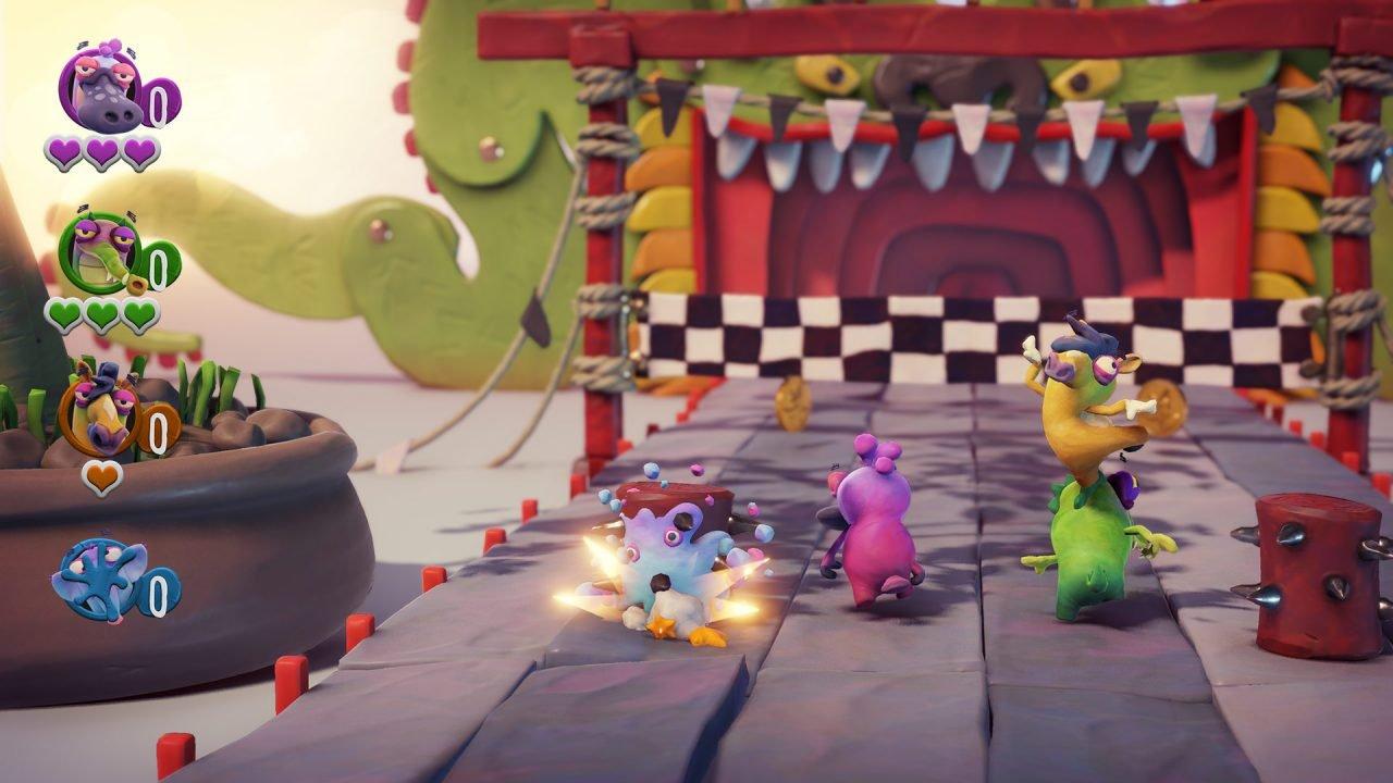 Frantics (Playstation 4) Review 4