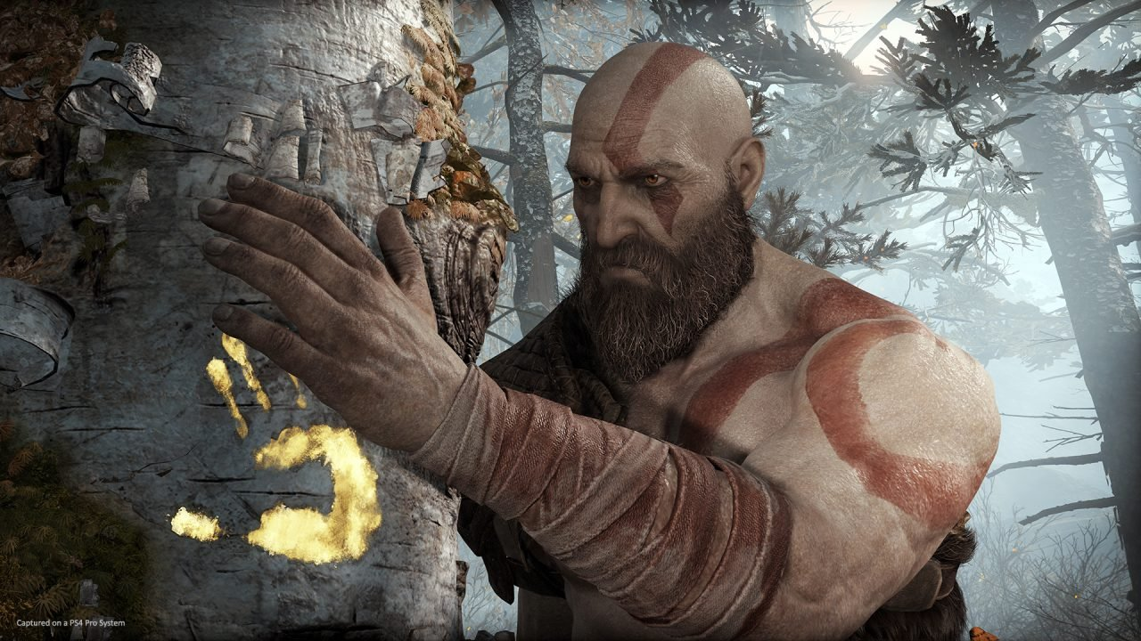 God of War Preview: This Dad Packs a Punch 5
