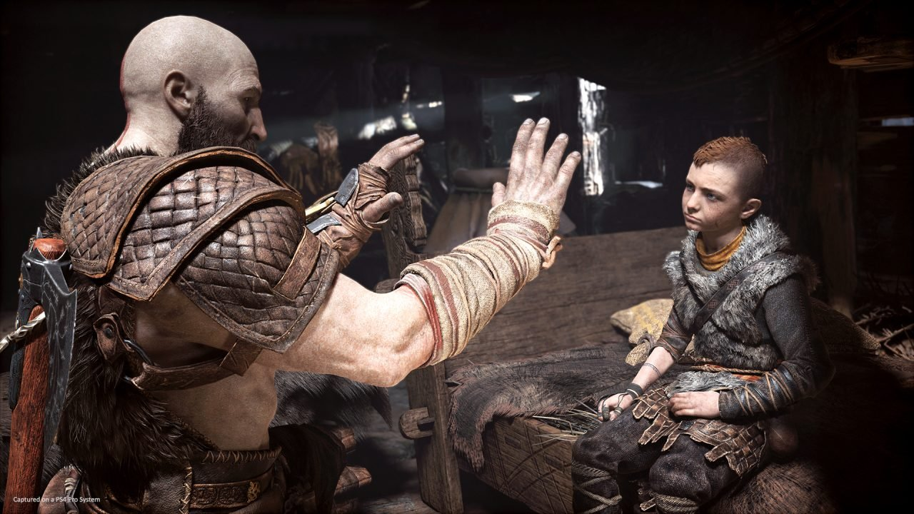 God of War Preview: This Dad Packs a Punch 7