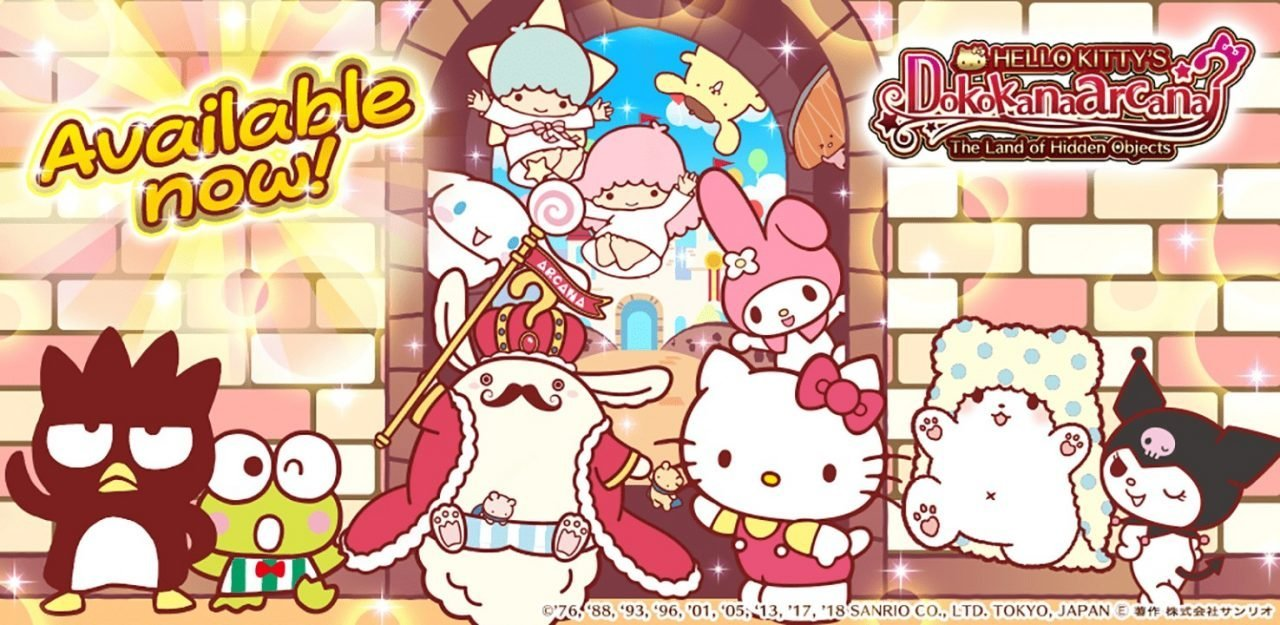 a5415bae18 Hello Kitty and Friends Find a New Home On iOS and Android