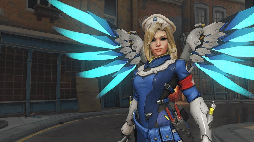 Heroes Never Die: An Interview With Mercy Voice Actress Lucie Pohl 1