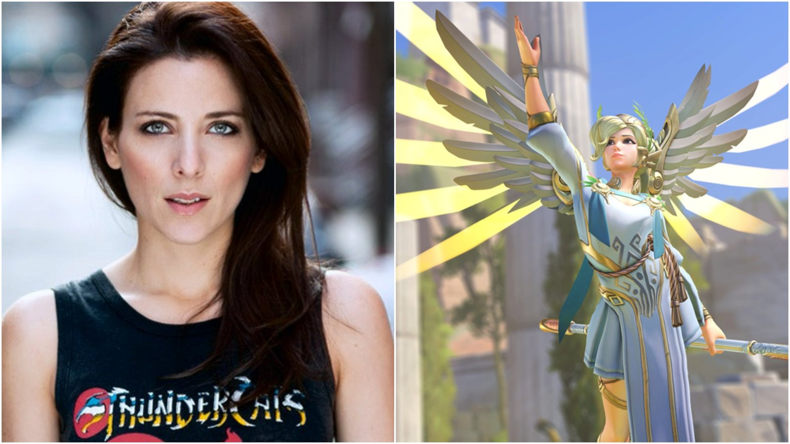Heroes Never Die: An Interview with Mercy Voice Actress Lucie Pohl
