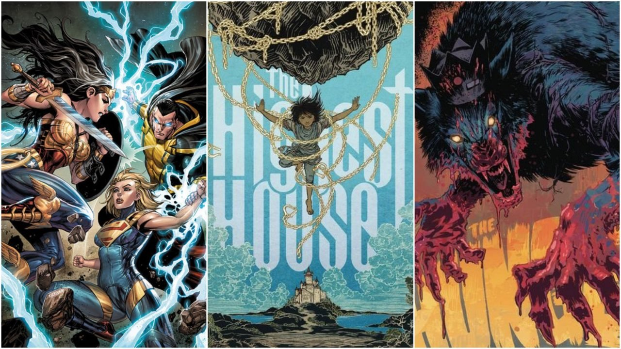 Hot Comics to Buy This Week: 5