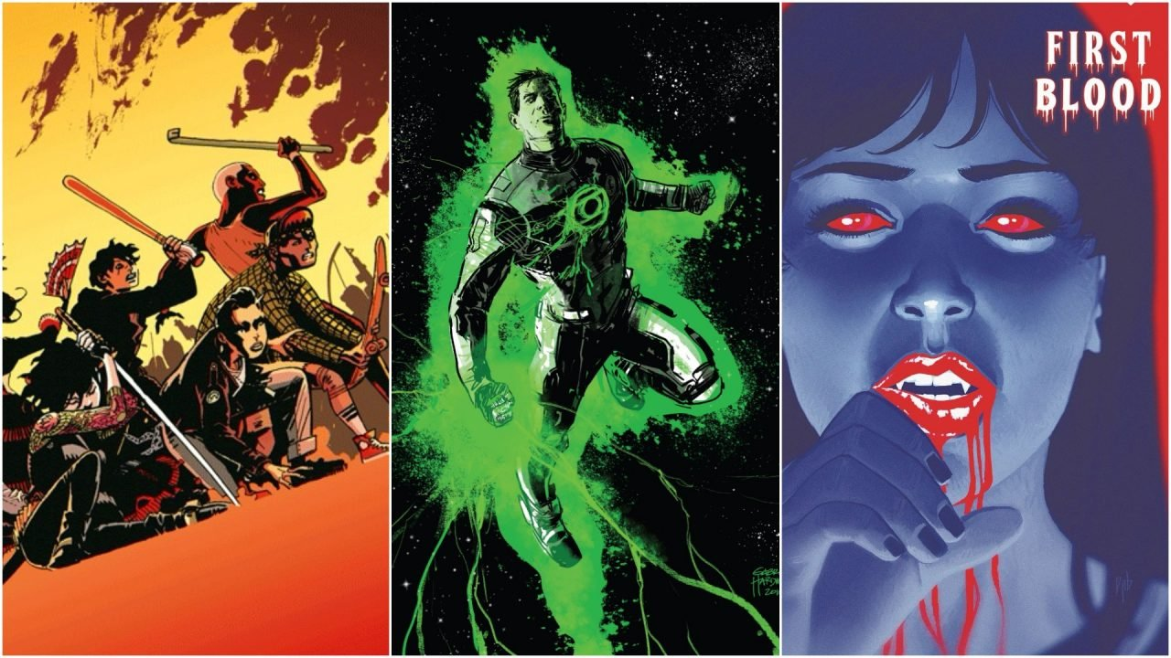 Hot Comics to Buy This Week: Great Jumping on Points
