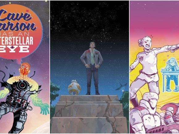 Hot Comics to Buy This Week: Turning Point Edition 6