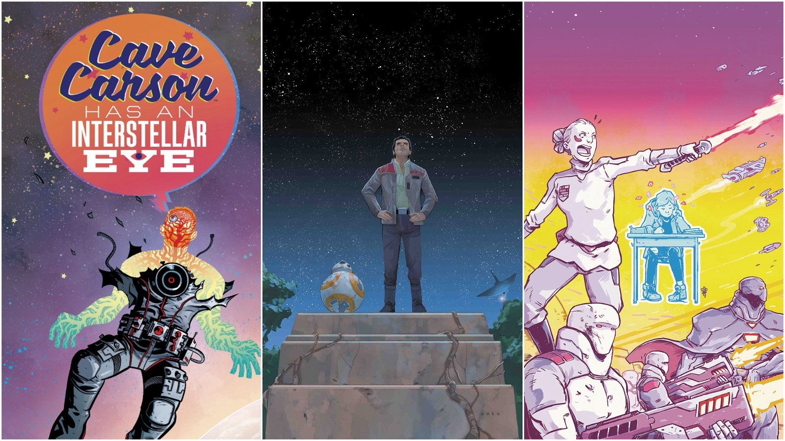 Hot Comics to Buy This Week: Turning Point Edition 7