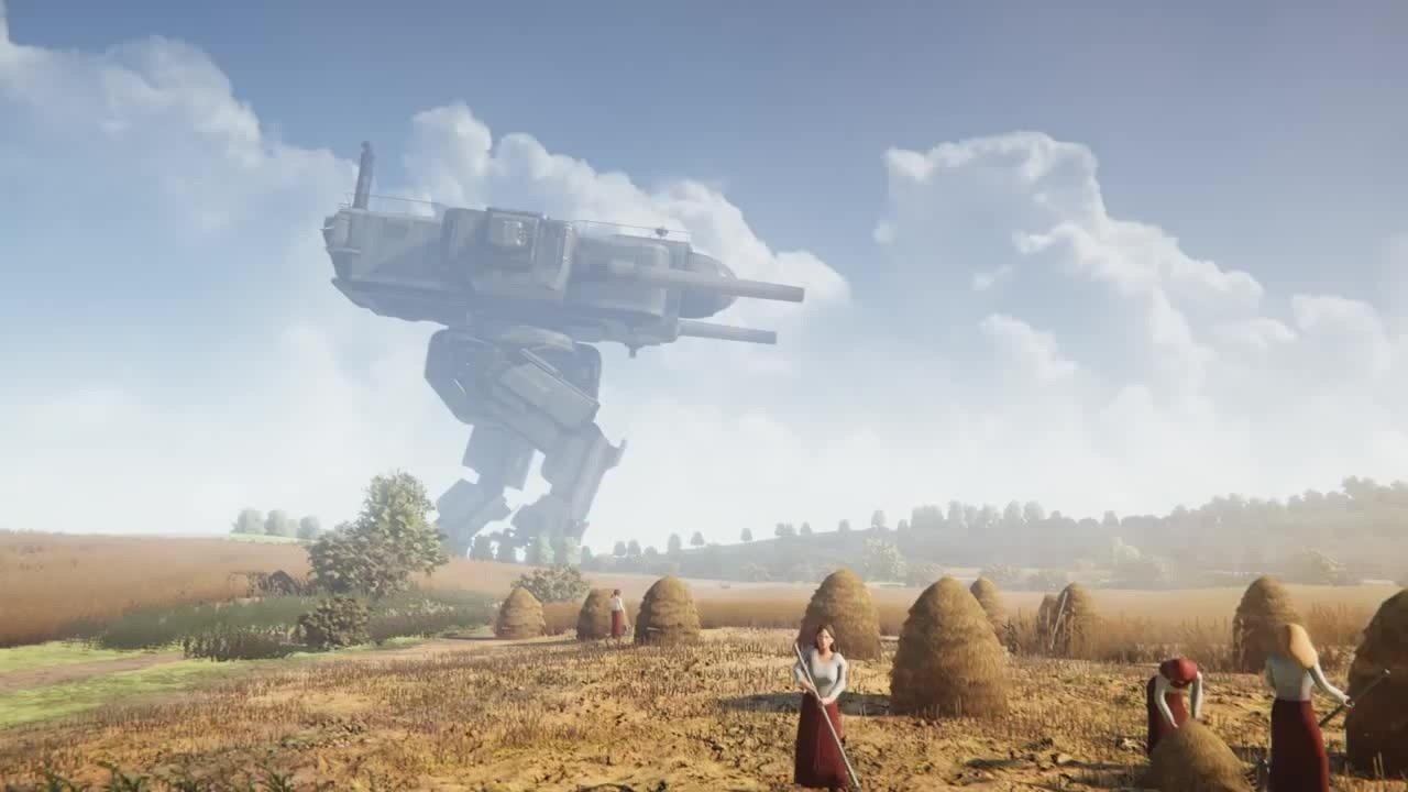 Iron Harvest Kickstarter Chugging Along Smoothly