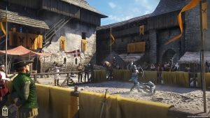 Kingdom Come Deliverance (PlayStation 4) Review 1