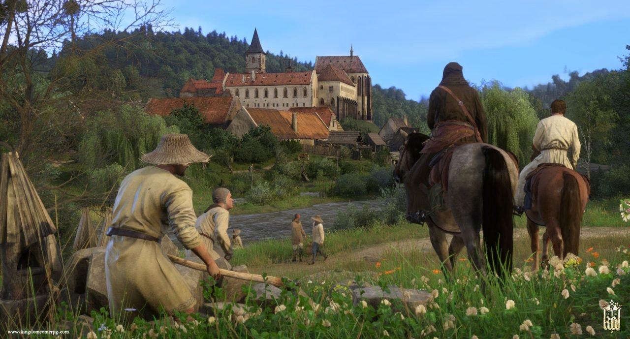 Kingdom Come Deliverance (Playstation 4) Review 4