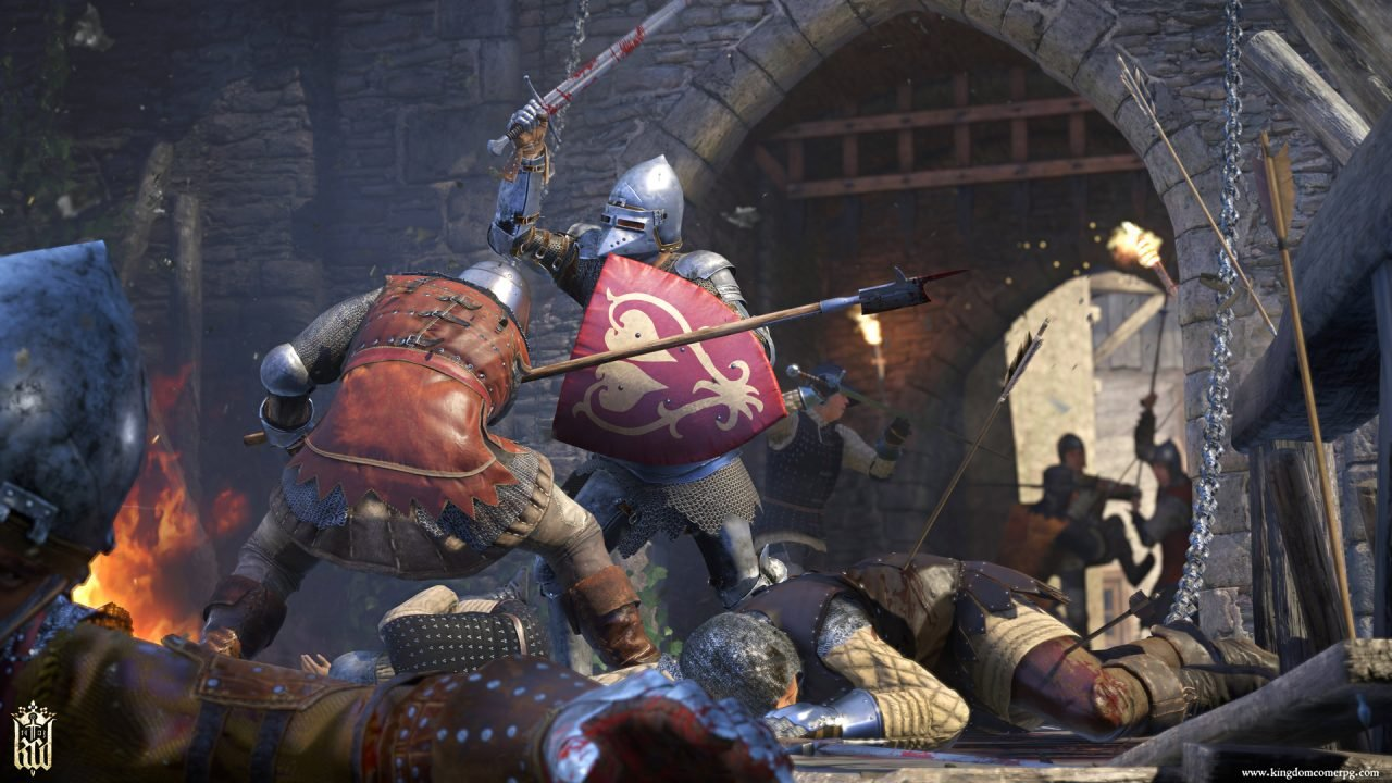 Kingdom Come Deliverance (PlayStation 4) Review 5