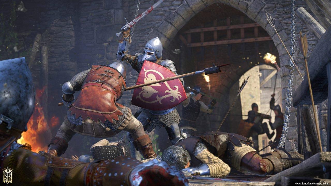 Kingdom Come Deliverance (Playstation 4) Review 5