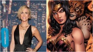 Kristen Wiig Claws her Way into the Main Villain Role in Wonder Woman 2.