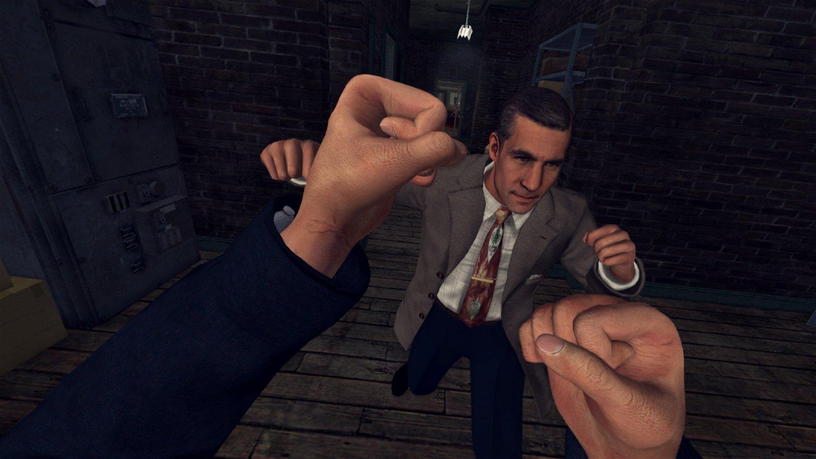 L.a. Noire: The Vr Case File (Psvr) Review 1