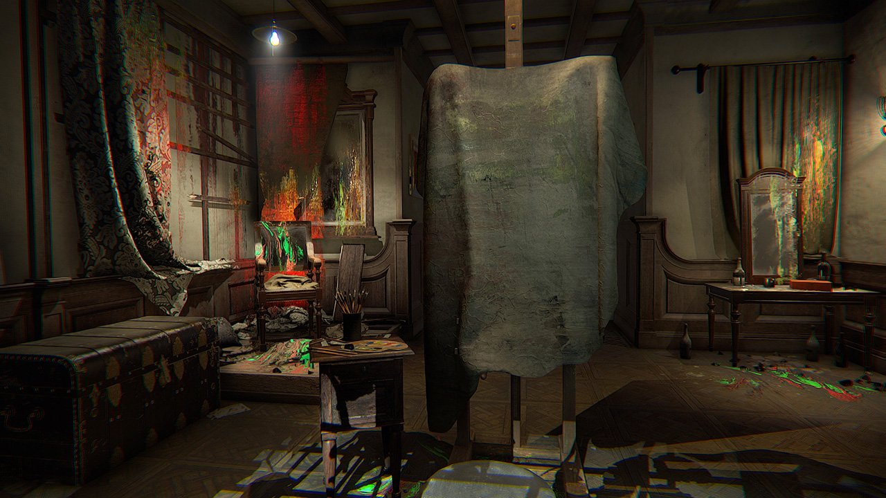 Layers Of Fear: Legacy (Switch) Review 2