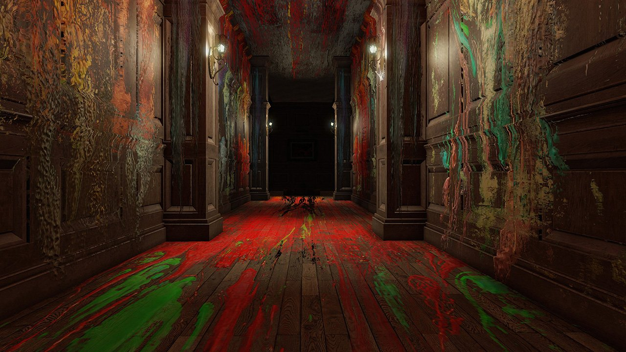 Layers of Fear: Legacy (Switch) Review 4
